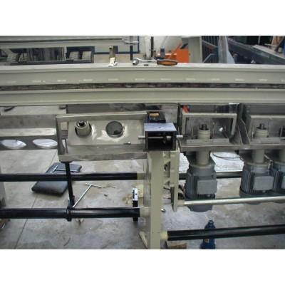 Revisione meccanica, elettrica, pneumatica su rettilinea FMF con angolo variabile