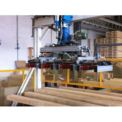 Traslatore per frasche in legno